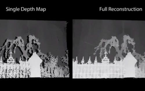Disney Research's New Algorithm Constructs High-res 3D Models from 2D Images