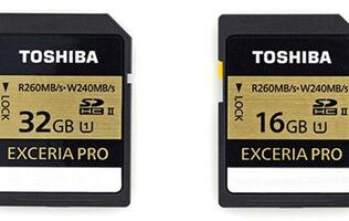 Toshiba Set to Flaunt SD Memory Cards with SSD-like Performance