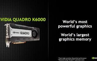 NVIDIA Announces New Flagship Quadro K6000 GPU