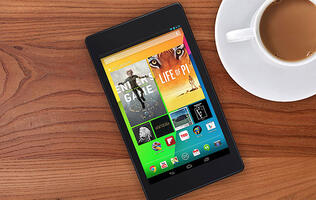 Google Announces New Nexus 7; Comes with Qi Wireless Charging