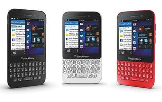 BlackBerry Q5 Available in Singapore on 2nd August for $528