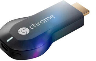 Google Chromecast Streams Video to Your TV