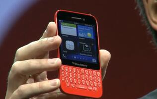 Downsizing Again, Blackberry Lays Off 250 Employees from its R&D Department