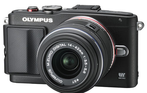 Olympus Introduces Entry-Level Olympus PEN Lite E-PL6 with High-end Image Quality