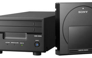 Sony and Panasonic Join Forces to Develop 300GB Optical Disc