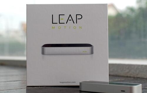 Taking a Leap of Faith with the Leap Motion Controller