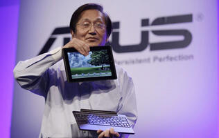 "ASUS CEO Says Windows RT ""Not Very Promising"""