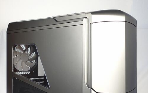 NZXT Phantom 630 Ultra Tower Chassis - Tall, Grey and Handsome