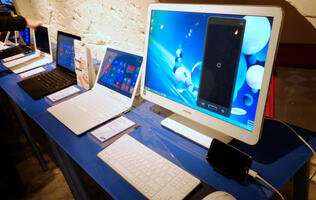 Samsung Extends ATIV Range with Four Windows 8 Devices