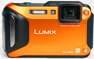 Panasonic Lumix DMC-FT5 - Competent but with Caveats
