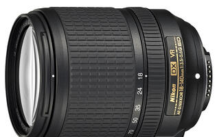 Nikon Announces New AF-S DX Nikkor 18-140mm Lens & Speedlight SB-300