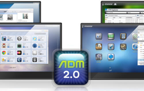 ASUStor NAS Devices Upgrading to ADM 2.0 OS