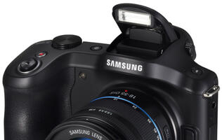 Samsung Launches Galaxy NX 3G/4G LTE Connected CSC