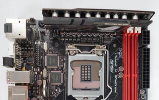 First Looks: ASUS Maximus VI Impact Mini-ITX Motherboard