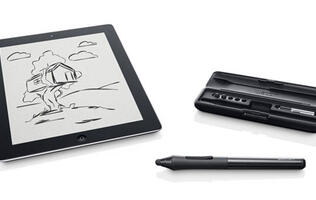 Wacom Brings Pressure-Sensitive Precision Input to iPad