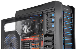 Thermaltake Adds Chaser A71 to Its Lineup of Gaming Chassis