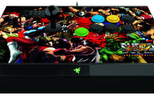 New SSF4 Arcade Stick Lets You Pick Your Fight