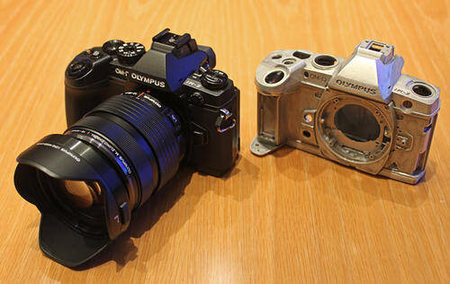 Hands-on with the Olympus OM-D E-M1, the New DSLR-killer