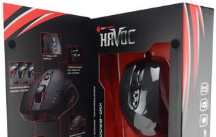 First Looks: CM Storm Havoc Laser Gaming Mouse