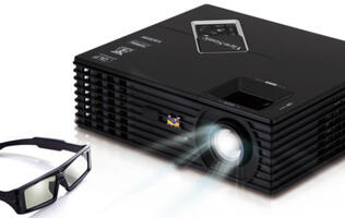 ViewSonic Announces Full HD 1080p 3D Projector