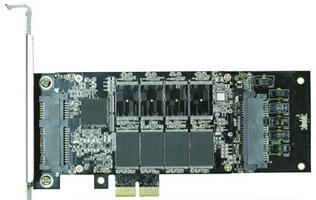 Mach Xtreme Announces Driver-less Express PCIe SSD Card