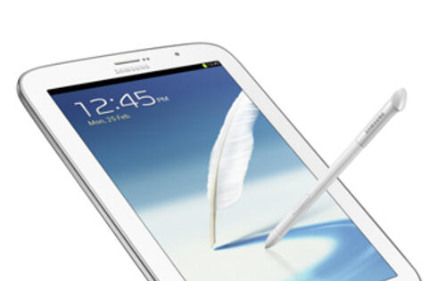 Samsung Galaxy Note 8.0 - The 8-Inch Diary