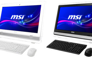 MSI Announces AE220 AIO PC Based on AMD Kabini APU Platform