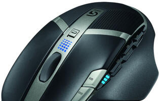 Logitech Unveils G602 Wireless Gaming Mouse and Mousepads