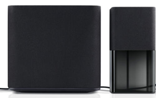 Dell AC411 2.1 Wireless Speaker System - Affordably Functional