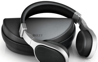 KEF Debuts Its Over-ear and In-ear Headphones