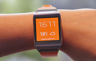 First Looks: Samsung Galaxy Gear
