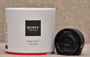 Hands-on: Sony Cyber-shot DSC-QX10
