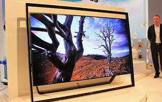 The Samsung S9 4K UHDTV Family Has a New Member & It Has a 98-inch Screen Size