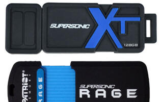 Patriot and Corsair Each Announce Three USB 3.0 Flash Drives