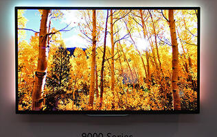 TP Vision Announces Philips' First 4K UHDTVs, the 9000 Series
