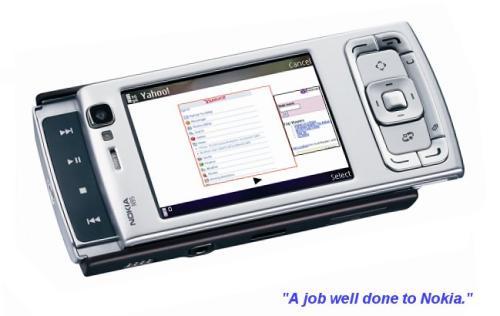 Preview: Nokia N95 (HSDPA, Wi-Fi & GPS) - HardwareZone com sg
