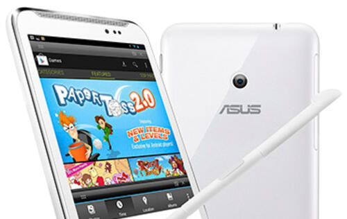 ASUS Flaunts New Android Tablets at the IFA 2013