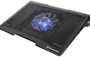 Thermaltake Adds Massive SP to Its Lineup of Laptop Cooling Pads