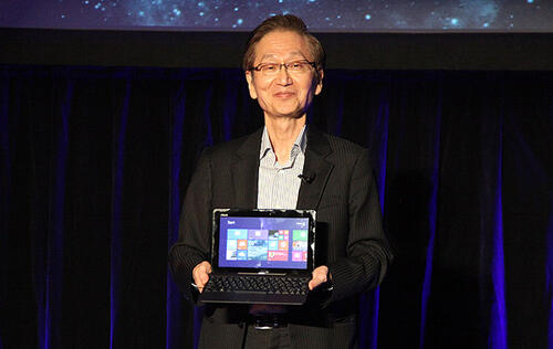 Asus Unveils the Transformer Book T100
