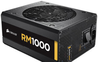 Corsair Announces Ultra-Quiet RM Series PSUs