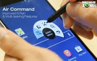 First Looks: Samsung Galaxy Note 3
