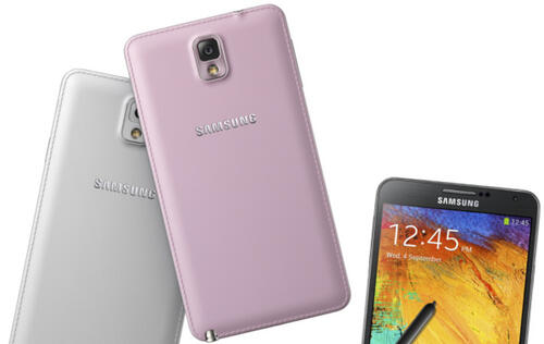 Samsung Galaxy Note 3 Launching on 28 Sep, Pre-order Collection from 27 Sep (Updated with Price)