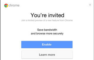 iOS Users Get Data Compression Feature on Chrome