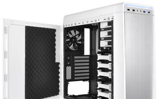Thermaltake Releases the Urban S31 Snow Edition