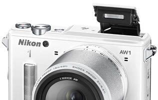 Nikon Announces AW1, First Rugged Nikon 1 Mirrorless Camera That Can Go Underwater