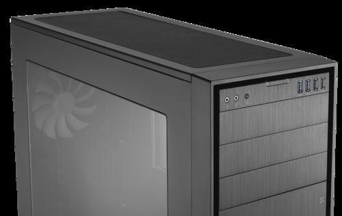 Corsair Obsidian Series 750D - A Solid Full-tower Casing