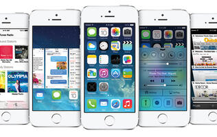Everything You Need to Know about the iPhone 5S, 5C & iOS 7
