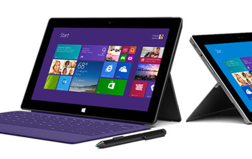 Microsoft Updates Tablet Offerings with Surface 2 and Surface Pro 2