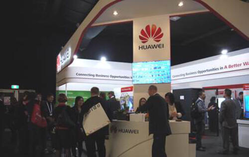 Huawei Showcases Latest ICT Solutions at IBC 2013