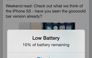 7 Battery Saving Tips for Apple iOS 7
